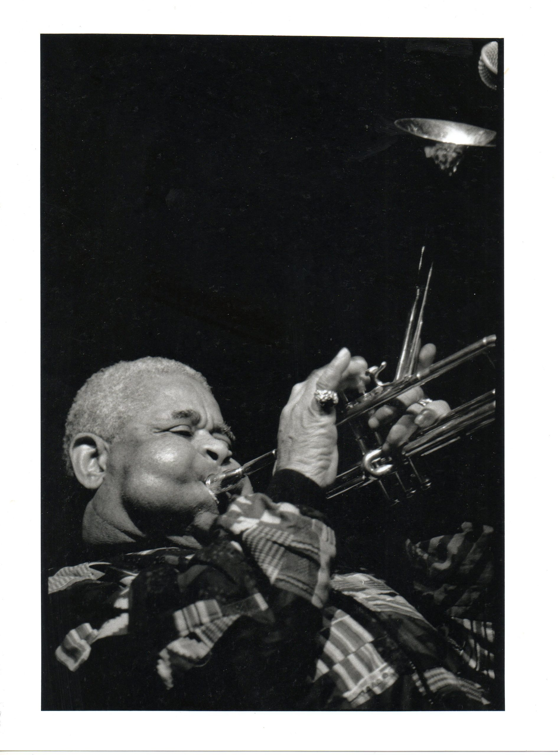 Dizzy Gillespie in the New Morning